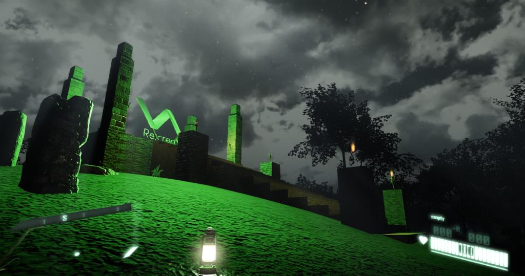 Re:creation laboratory CryEngine demo
